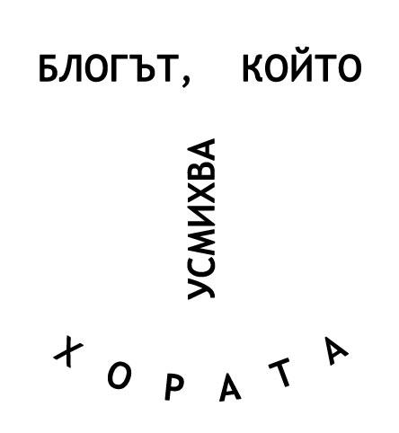 Блогът, който усмихва хората, Иво Топалов